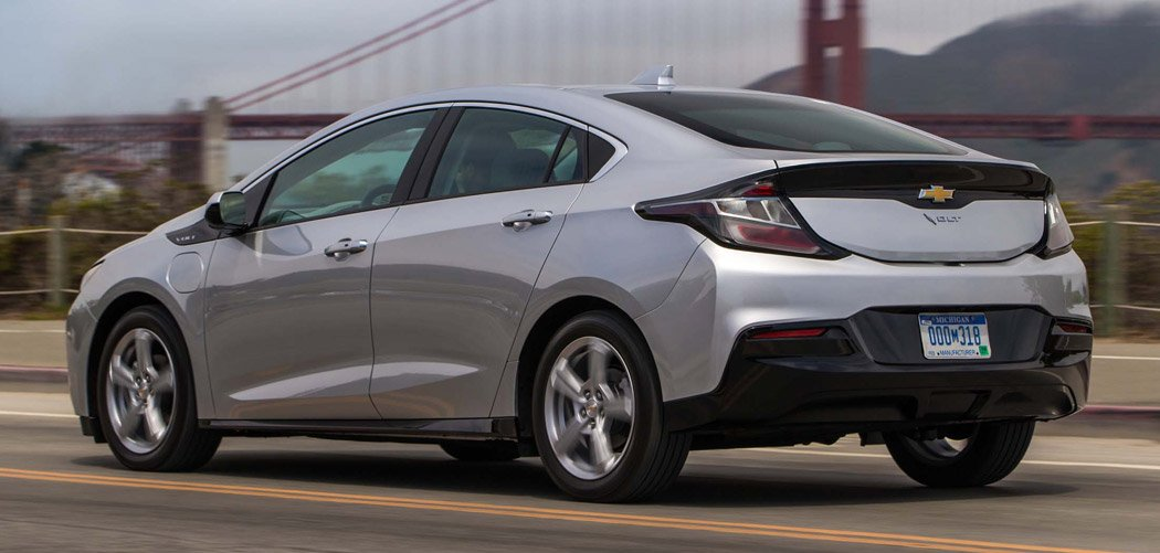 Chevrolet Volt Roof Box Featured