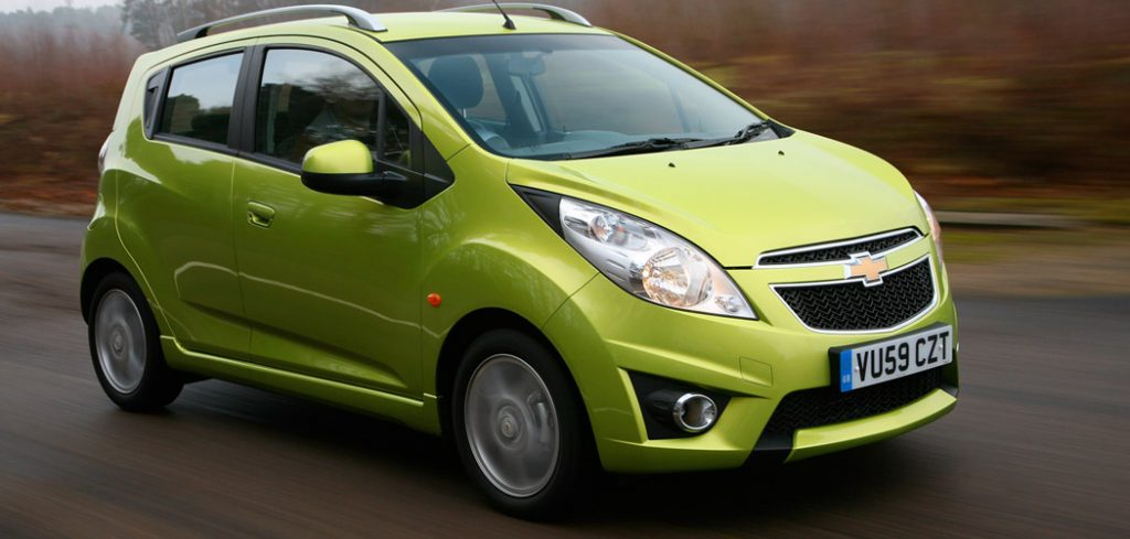 Chevrolet Spark Roof Box Buyers Guide