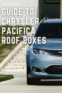 Chrysler Pacifica Roof Box PIN