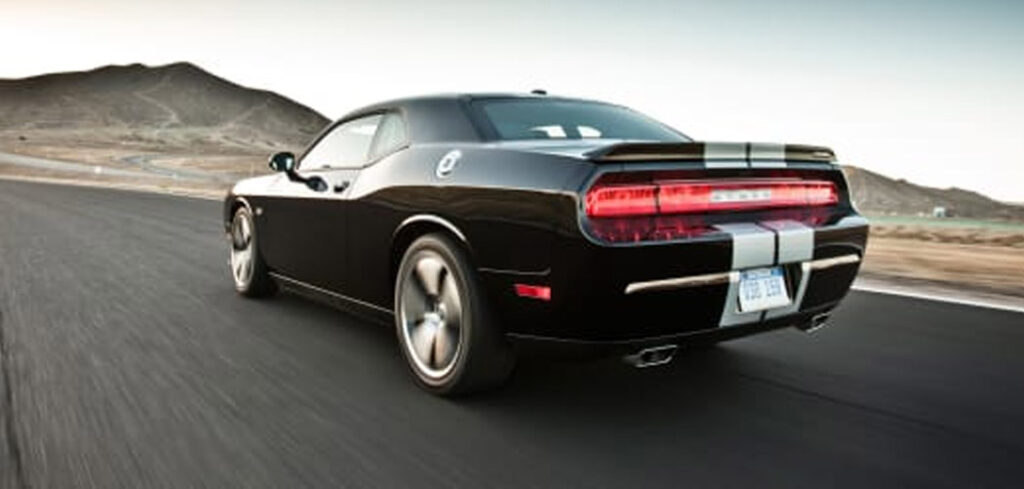 Dodge Challenger Roof Box Featured
