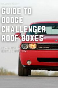 Dodge Challenger Roof Box PIN