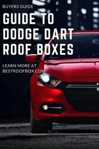 Dodge Dart Roof Box PIN