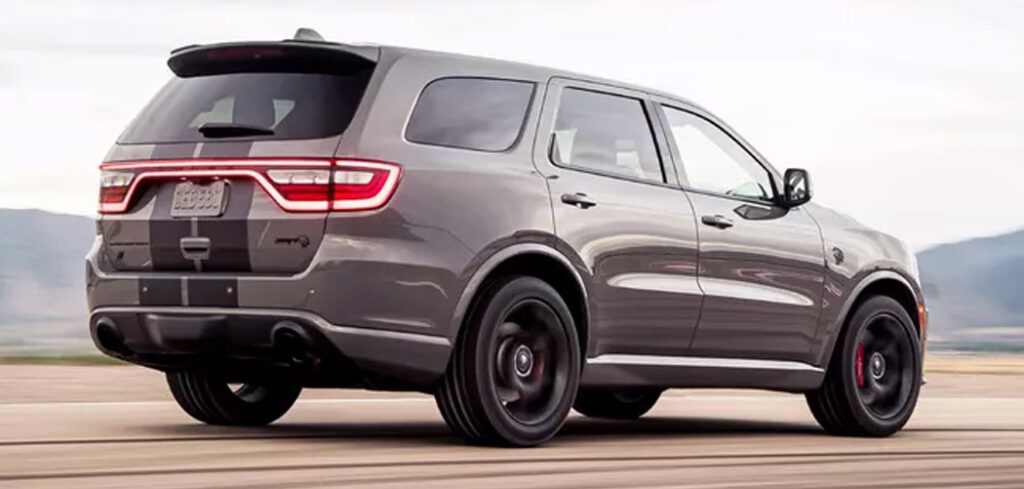 Dodge Durango Roof Box Featured