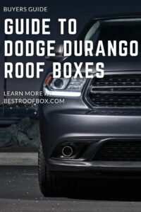 Dodge Durango Roof Box PIN
