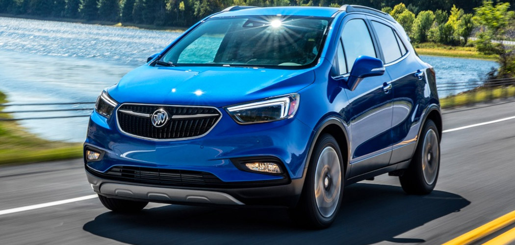 buick encore Roof Box Featured