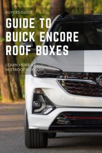buick encore Roof Box PIN