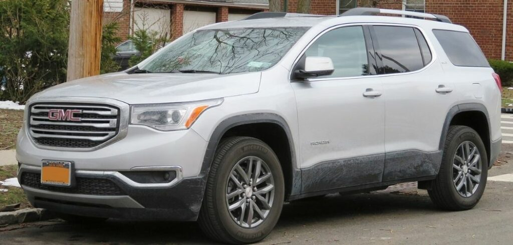 GMC Acadia Roof Box Buyer's Guide