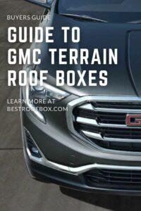 GMC Terrain Pin