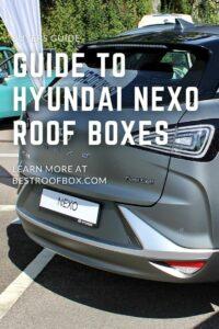 Hyundai Nexo Roof Box PIN