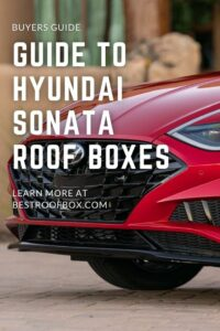 Hyundai Sonata Roof Box PIN