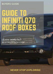 Infiniti Q70 Roof Box Buyers Pin