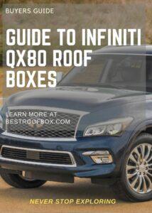 Infiniti QX80 Roof Box Buyers Pin
