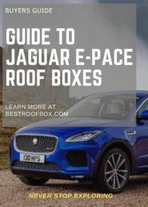 Jaguar E-Pace Roof Box Buyer Pin