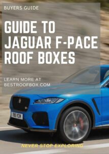 Jaguar F-Pace Roof Box Buyer Pin