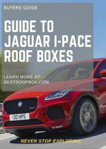Jaguar I-Pace Roof Box Buyers Pin