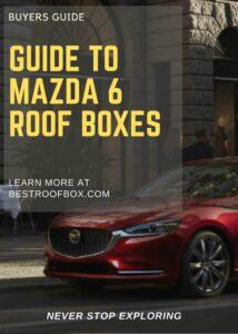 Mazda 6 Roof Box Buyers Pin