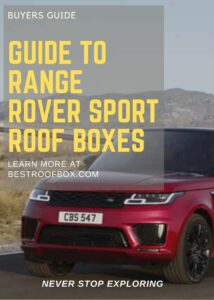 Range Rover Sport Roof Box Buyers Pin