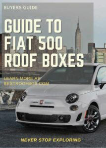 Fiat 500 Roof Box Buyers Guide Pin