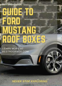 Ford Mustang Roof Box Buyers Guide Pin