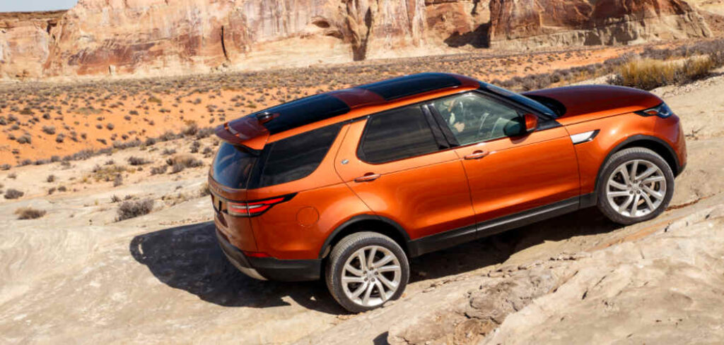 Land Rover Discovery Featured