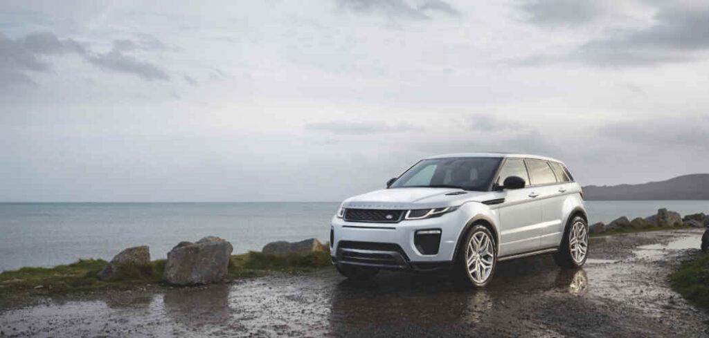 Land Rover Range Rover Evoque Featured