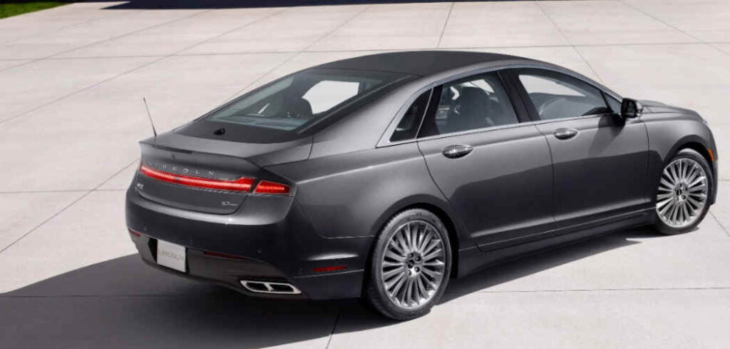 Lincoln MKZ Roof Box Buyers Featured