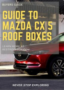 Mazda CX 5 Roof Box Buyers Guide Pin