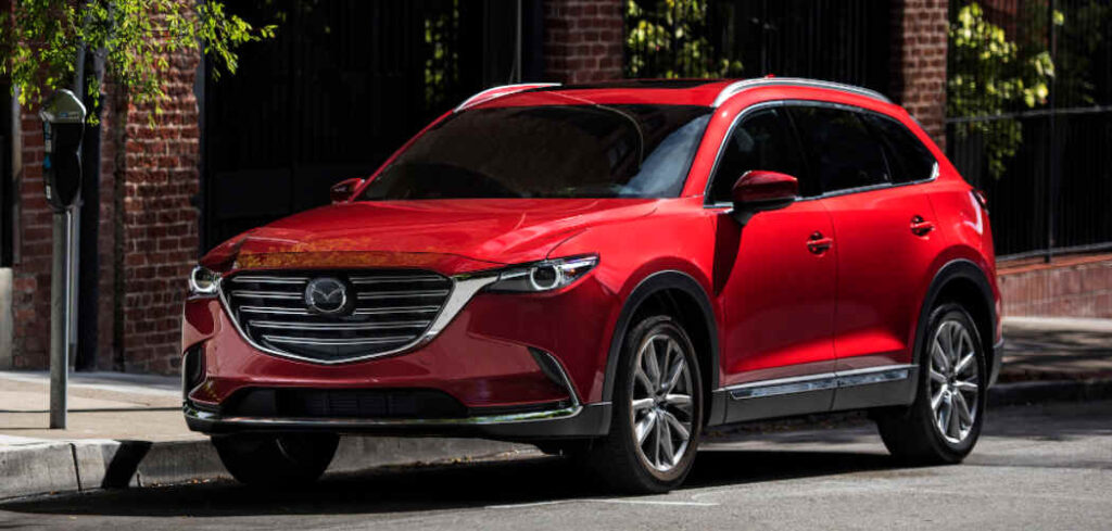 Mazda CX 9 Roof Box Buyers Featured