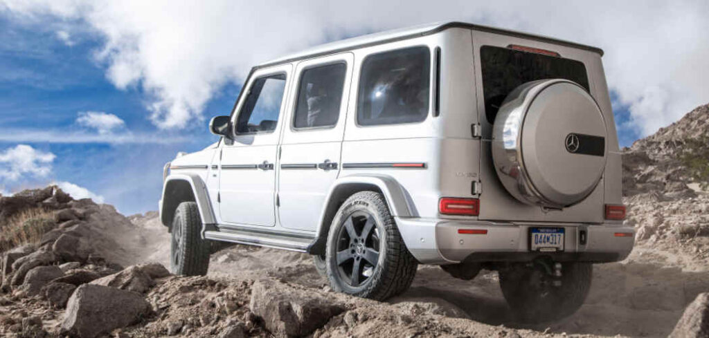 Mercedes Benz G-Class Roof Box Buyers Guide Featured