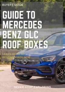Mercedes-Benz GLC Roof Box Buyers Guide Pin
