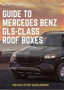 Mercedes Benz GLS-Class Roof Box Buyers Guide Pin