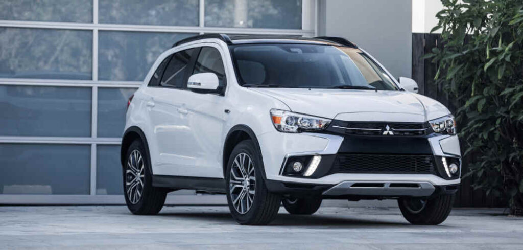Mitsubishi Outlander Sport Roof Box Buyers Featured
