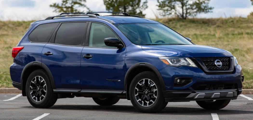 Nissan Pathfinder Roof Box Buyers Featured