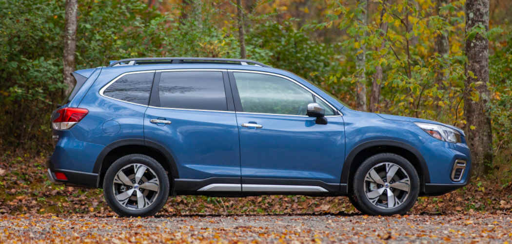 Subaru Forester Roof Box Buyers Featured