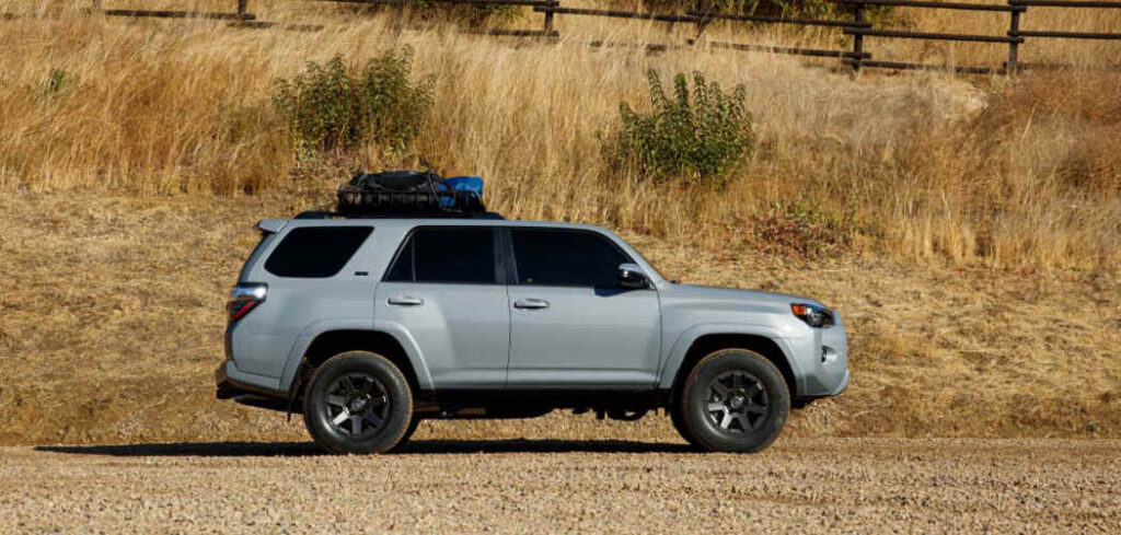 Toyota 4Runner Roof Box Buyers Featured