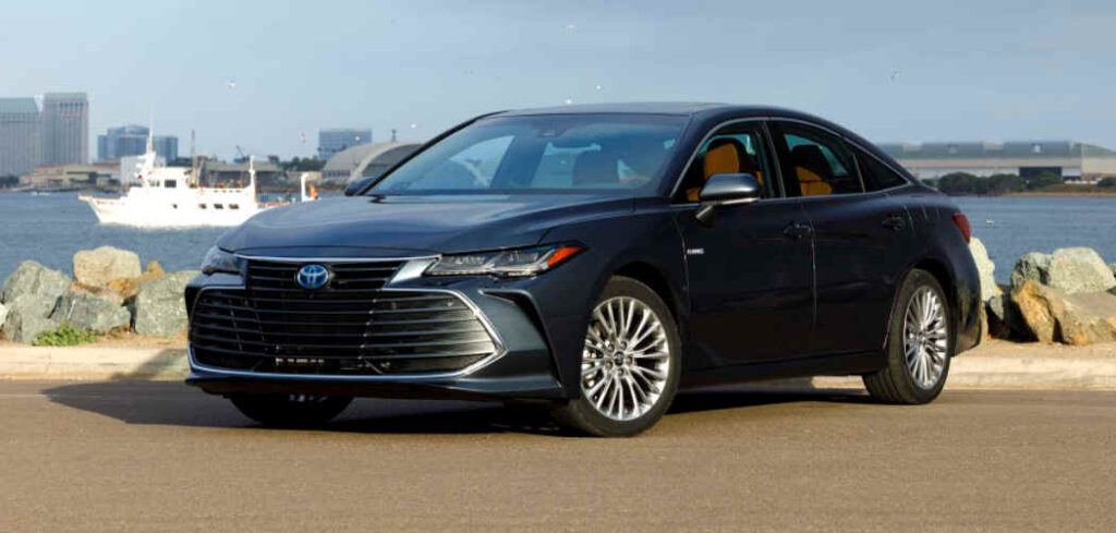 Toyota Avalon Roof Box Buyers Featured