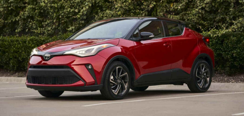 Toyota C-HR Roof Box Buyers Featured