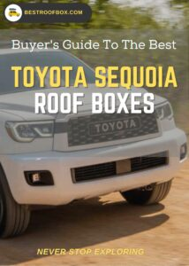 Toyota Sequoia Roof Box Buyers Guide Pin