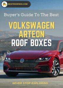 Volkswagen Arteon Roof Box Buyers Guide Pin