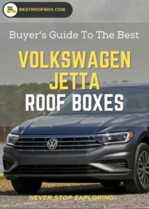 Volkswagen Jetta Roof Box Buyers Pin