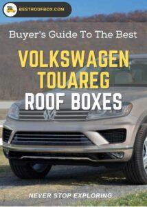 Volkswagen Touareg Roof Box Buyers Pin
