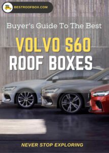 Volvo S60 Roof Box Buyers Guide Pin