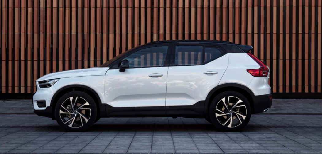 Volvo XC40 Roof Box Buyers Featured