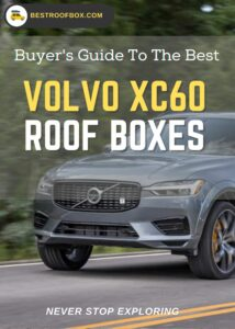 Volvo XC60 Roof Box Buyers Pin