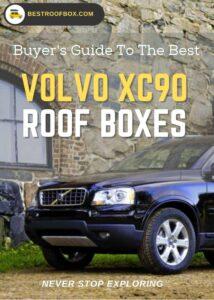 Volvo XC90 Roof Box Buyers Pin