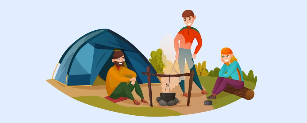 2.What Is Camping, And How People Started Camping
