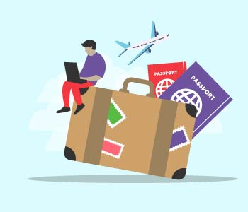 21.Prepare PassportsVisas If Traveling Abroad