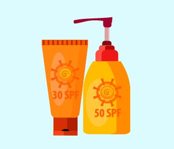 26.Sun Cream ( If The Weather Is Predicted To Be Warm )