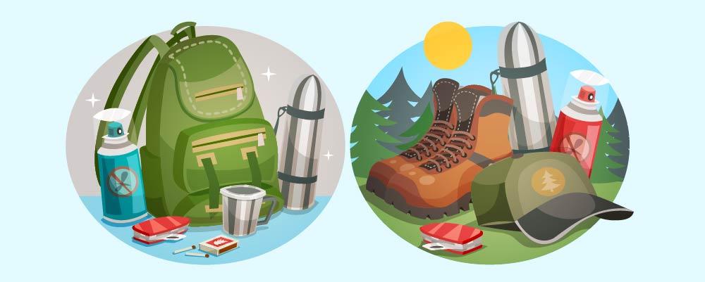 3.Essential Camping Gear
