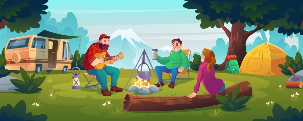 8.Tips On How To Pitch A Tent